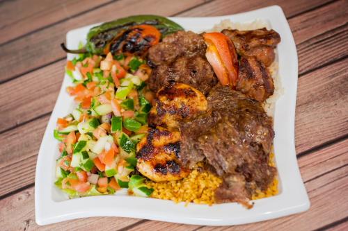 Boston kebab special