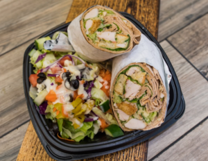 Read more about the article Chicken Caesar Wrap