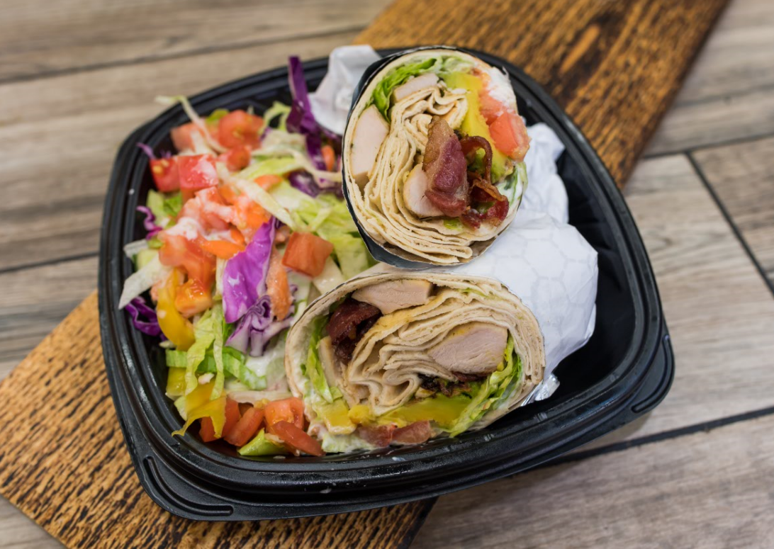 You are currently viewing Cobb Club Wrap
