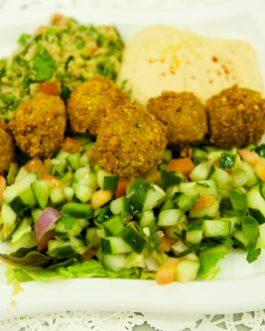 Falafel *vegetarian