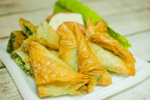 """Read more about the article Spanakopita <span class=""""v"""">V</span>"""