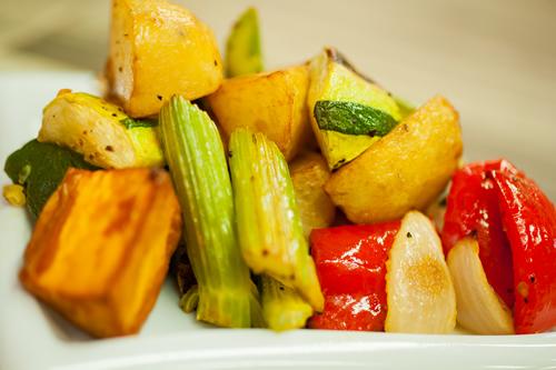 "Italian Vegetables Al Forno <span class=""gf"">GF</span> <span class=""df"">DF</span> <span class=""v"">VG</span>"