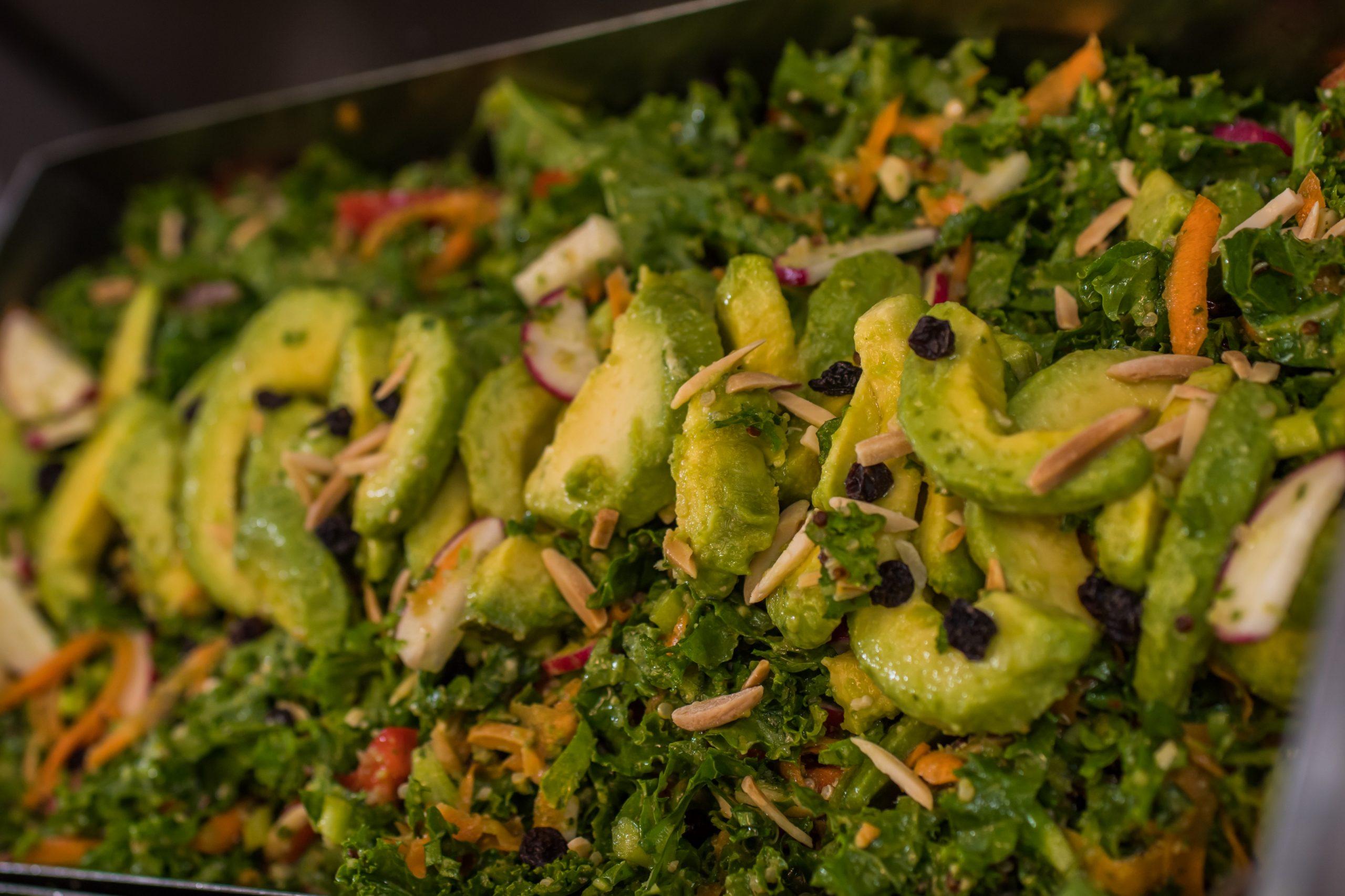"Kale Salad <span class=""gf"">GF</span> <span class=""n"">N</span>"