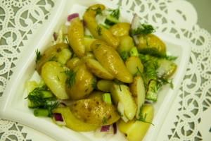 "Read more about the article Lebanese Potato Herb Salad <span class=""gf"">GF</span> <span class=""df"">DF</span> <span class=""v"">VG</span>"