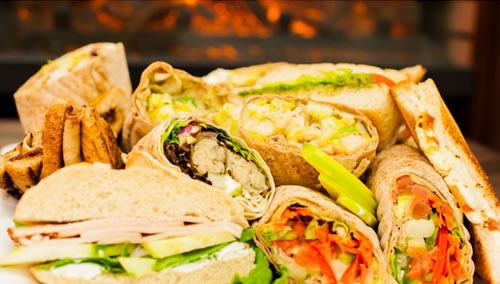 You are currently viewing Sandwich \ Wrap Platter