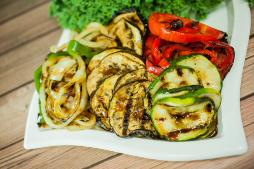 """You are currently viewing Seasonal Grilled Vegetables <span class=""""gf"""">GF</span> <span class=""""df"""">DF</span> <span class=""""v"""">VG</span>"""