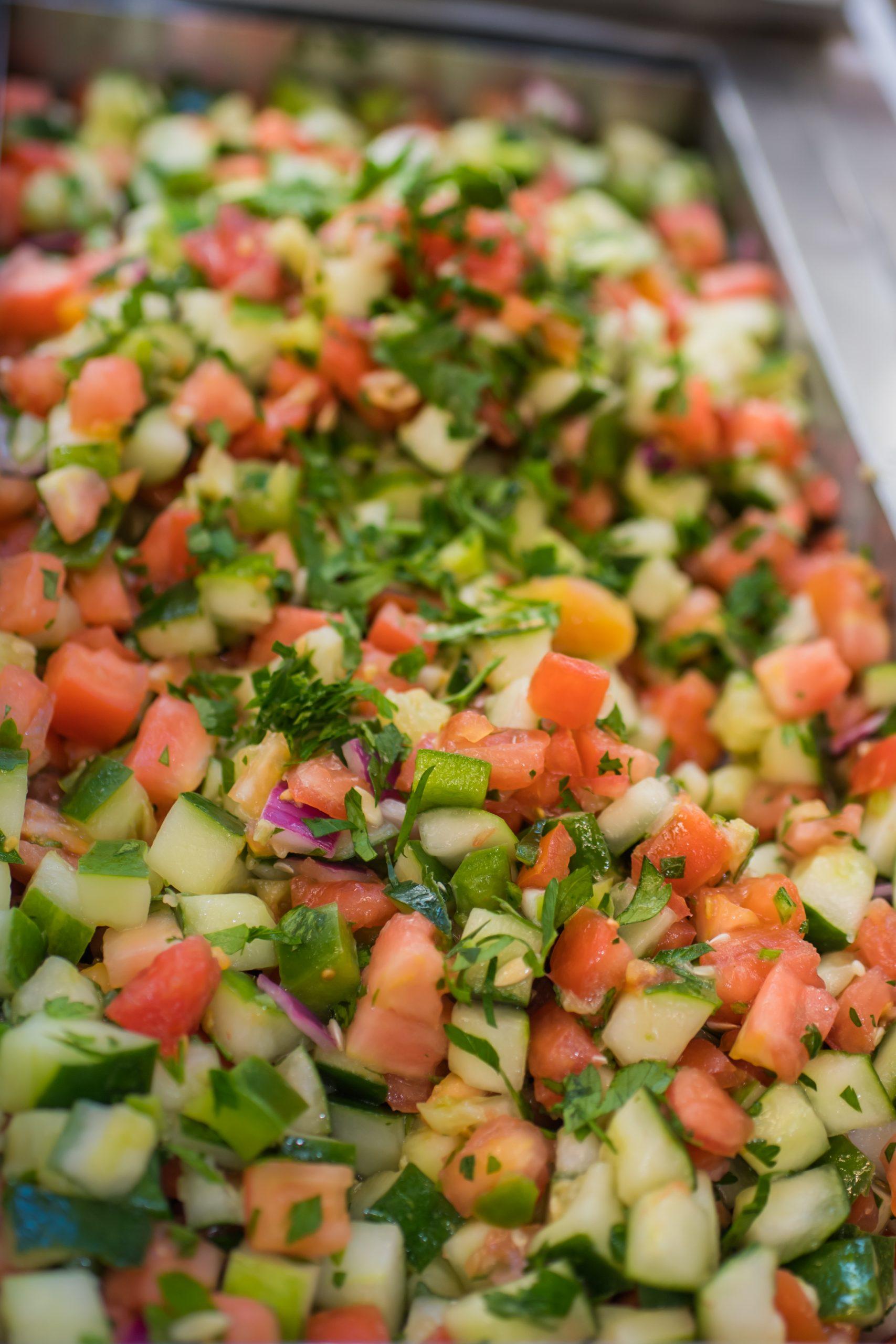"Shepherd Salad (premade) <span class=""gf"">GF</span> <span class=""df"">DF</span> <span class=""v"">VG</span>"