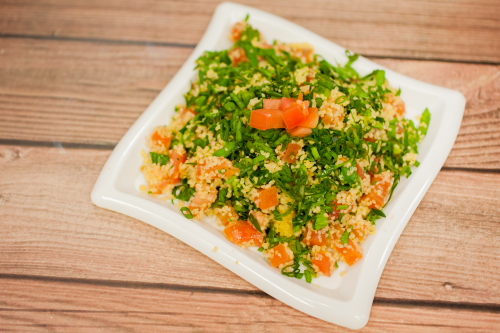 """You are currently viewing Tabbouleh <span class=""""df"""">DF</span> <span class=""""v"""">VG</span>"""