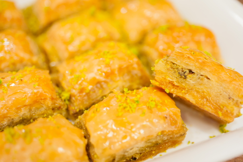 You are currently viewing Turkish Dessert Platters