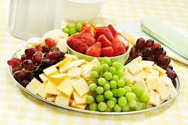 You are currently viewing Cheese & Fruit Platter