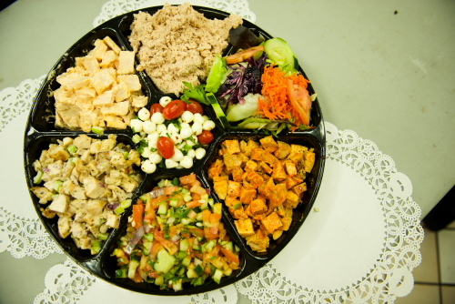 "Catering Deli Salad Platter <span class=""gf"">GF</span>"