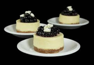 Mini Assorted Cheesecake