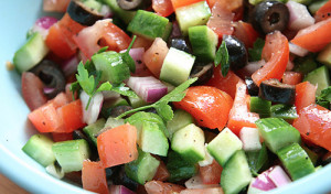 Read more about the article Shepherd salad