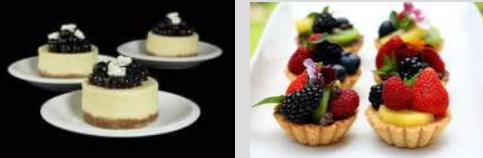 Mix Desserts Platters (per dozen)