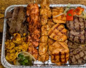 Read more about the article Kebab Meat Only Platter