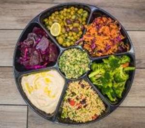 Read more about the article Meze Appetizer Platter