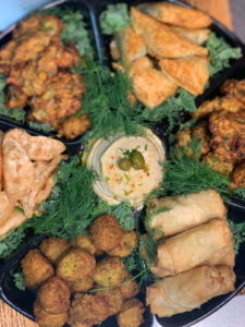 Read more about the article Mediterranean Finger Food Platter